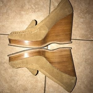 Boutique Nordstrom wedge shoes